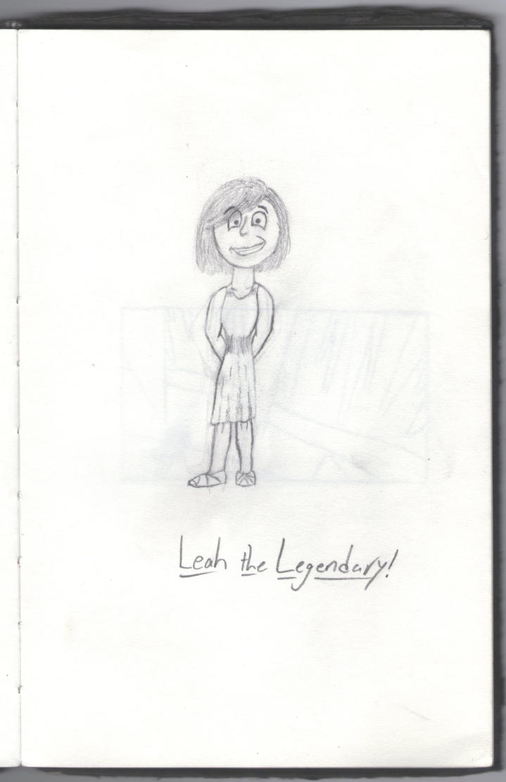 Leah the Legendary by Nibroc99