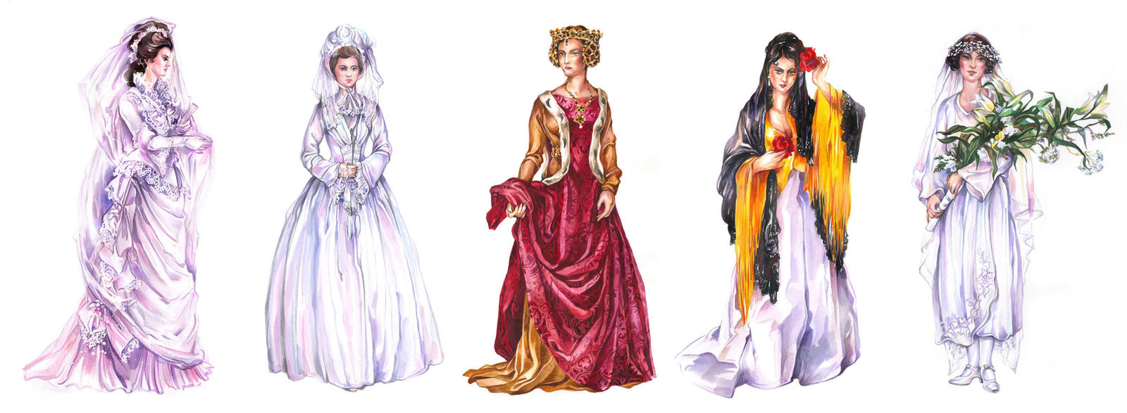 .: LADIES :. by Callista1981