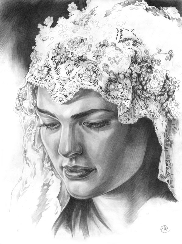 Padme: Bride by Callista1981