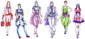 Fashion 5 - Thanks for 200 000