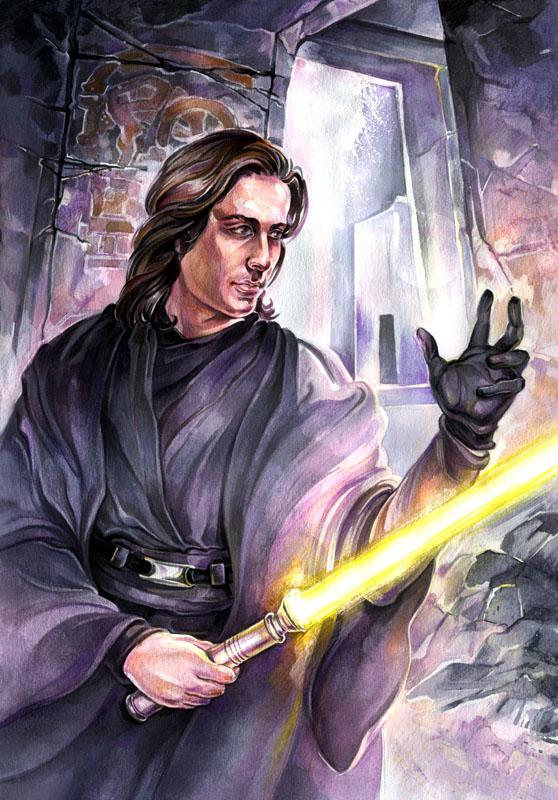 Kyp Durron - Jedi Knight by Callista1981