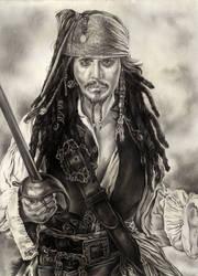 Jack Sparrow by Callista1981