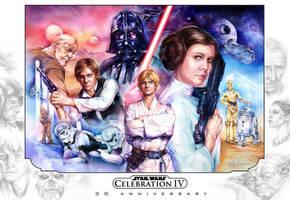 Star Wars Celebration IV by Callista1981