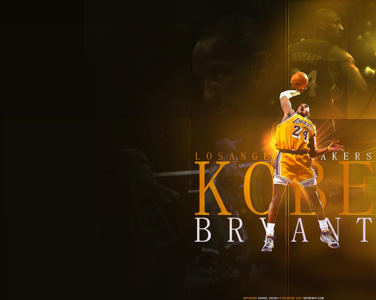 Kobe BRYANT by deejayvee