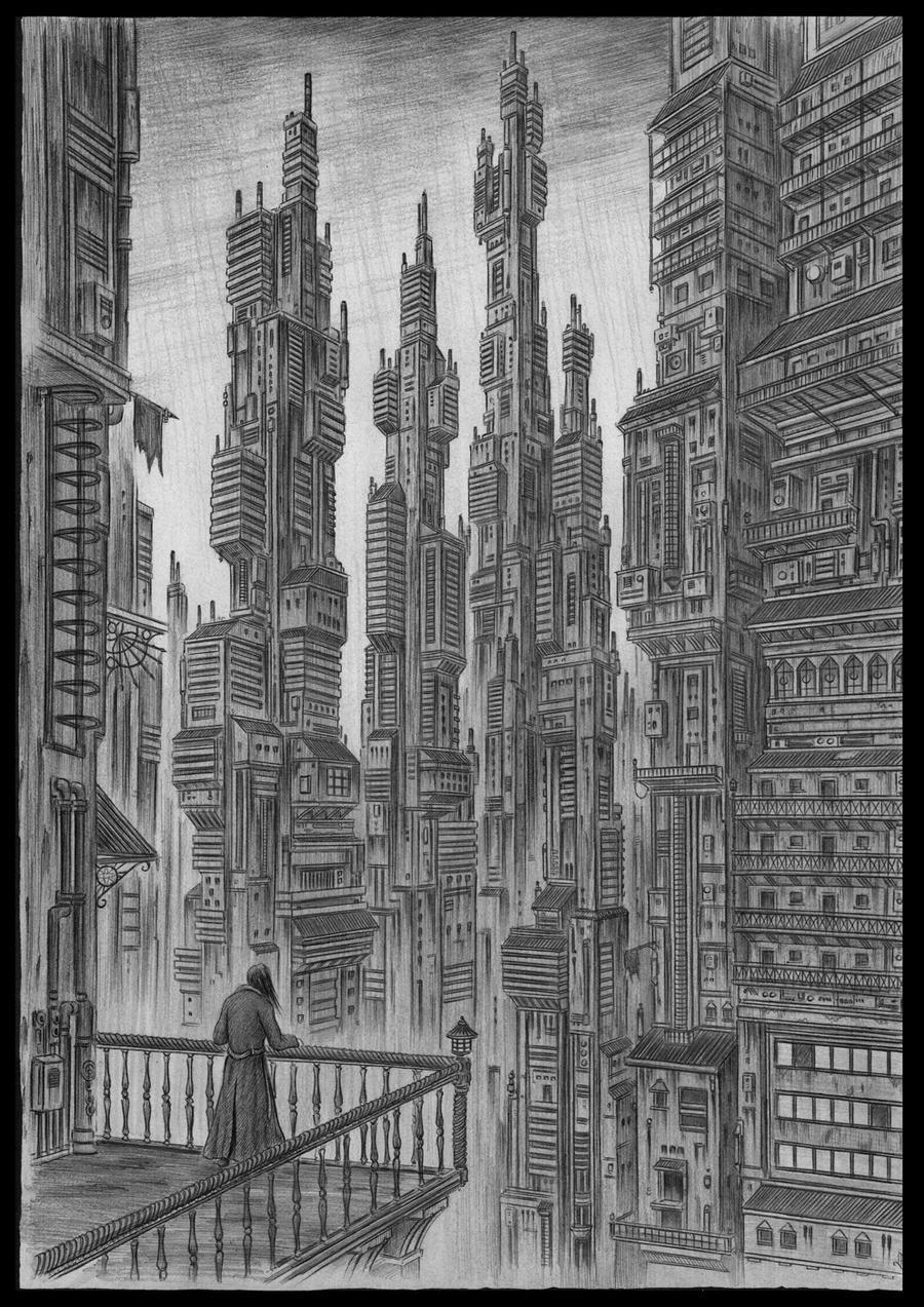 Dystopia by jflaxman
