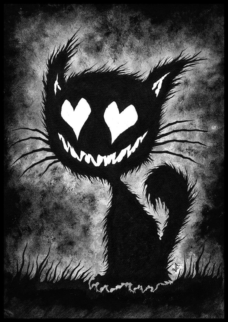 Black Cat by jflaxman