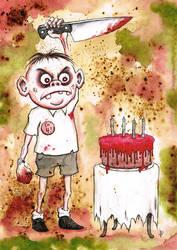 Birthday Boy by jflaxman