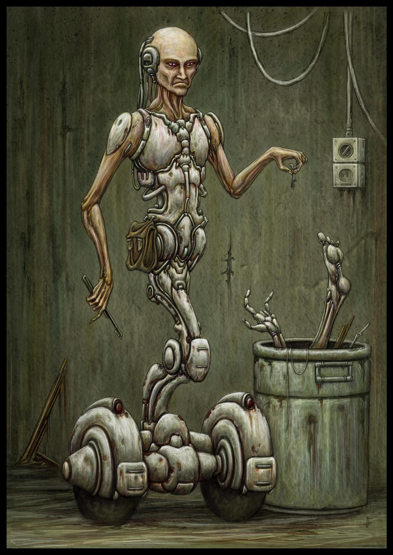 Fleshgiver by jflaxman