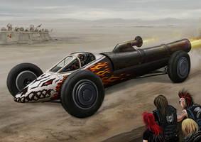 Hellhound by jflaxman