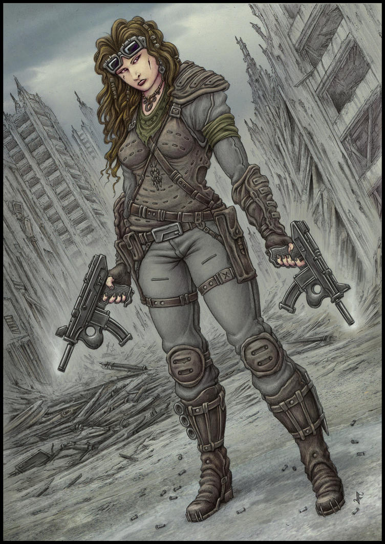 Gunslinger by jflaxman on deviantart - Gunfighter wallpaper ...