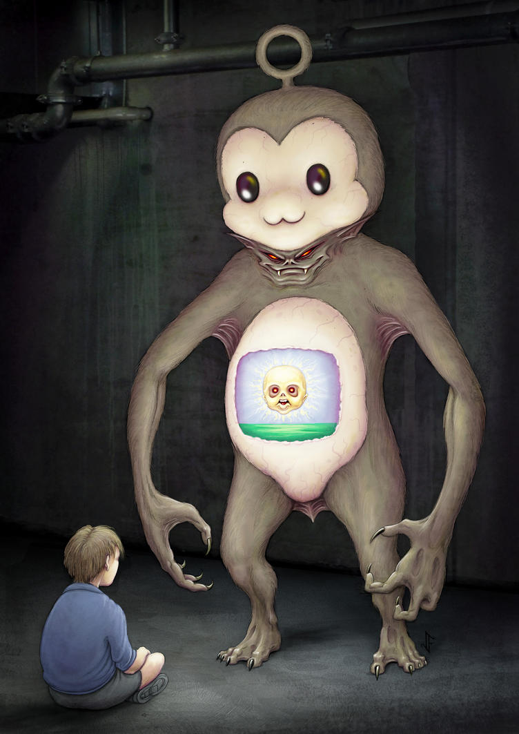 Terrortubby by jflaxman