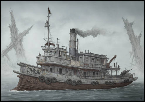 Last Voyage of the Charon