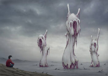 Lake Stagnation by jflaxman