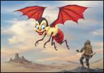 Sonnelon Wasp