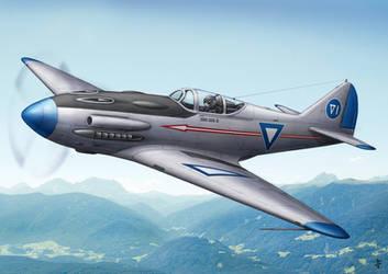 Gb-22 Strela by jflaxman