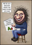 Peter Jackson by jflaxman