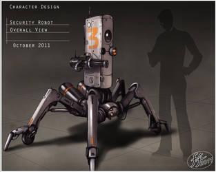 Sec Robot