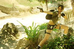 Lara, ready for shuting