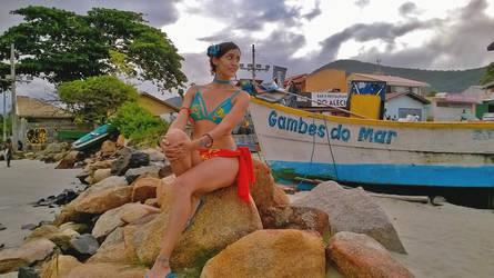 Gambes do mar by vichun