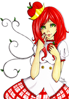 Little Miss Red by RingoTeam