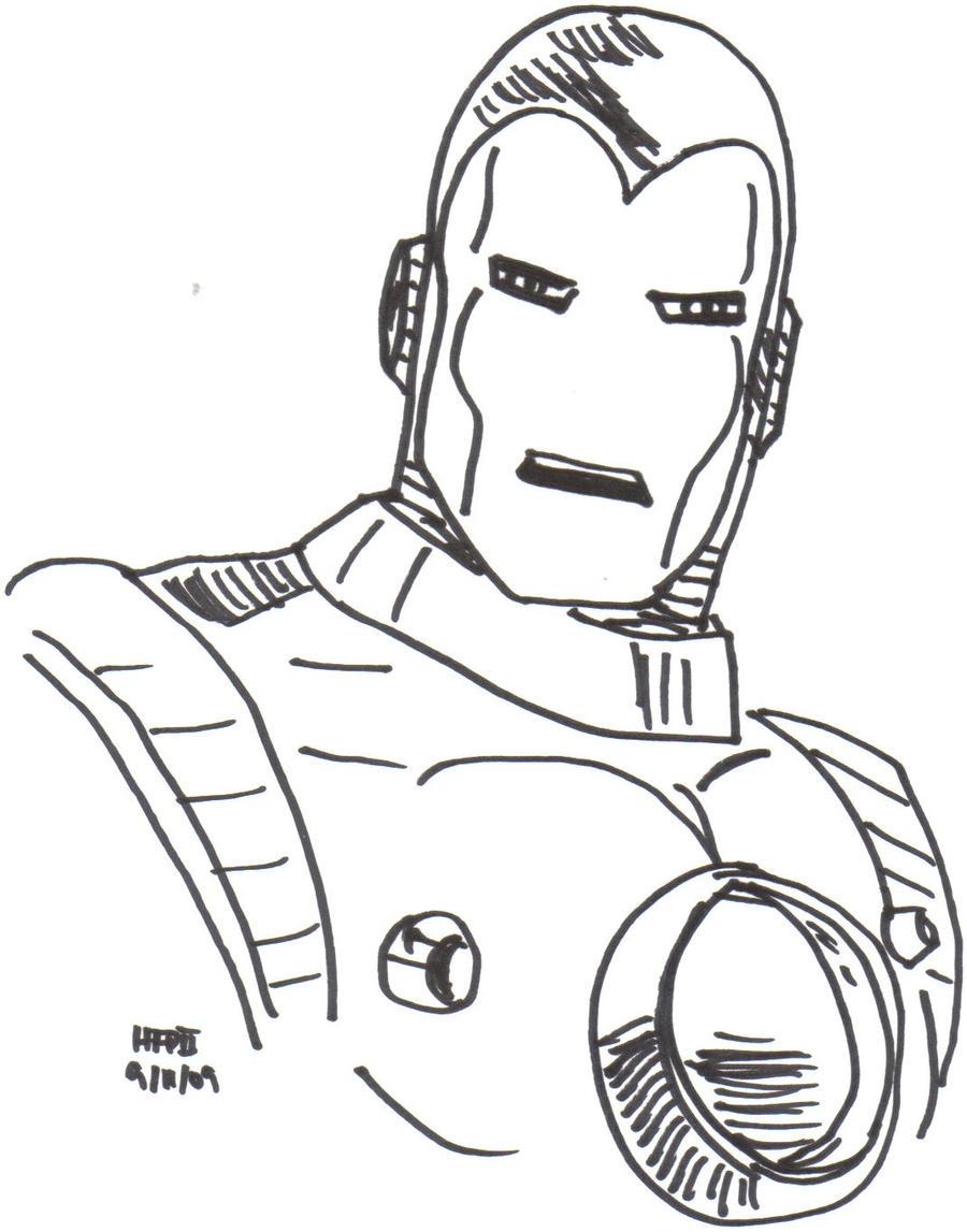 Magnífico Ironman Para Imprimir Para Colorear Embellecimiento ...