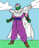Piccolo by Derfs-Domain