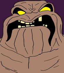 Clay-Face (Batman Animated) by Derfs-Domain