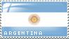 Argentina Stamp by VBTachi