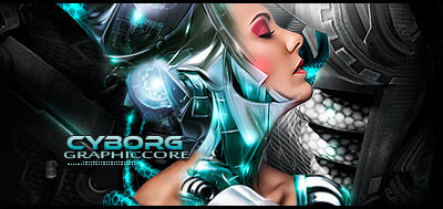 Cyborg Signature by ViciousBlue