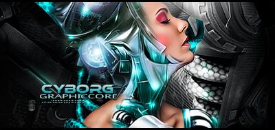 Cyborg Signature by ViciousBlue