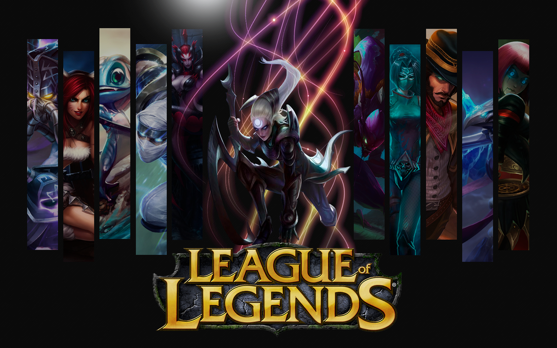 Diana league of legends wallpaper by viciousblue on deviantart diana league of legends wallpaper by viciousblue voltagebd Images