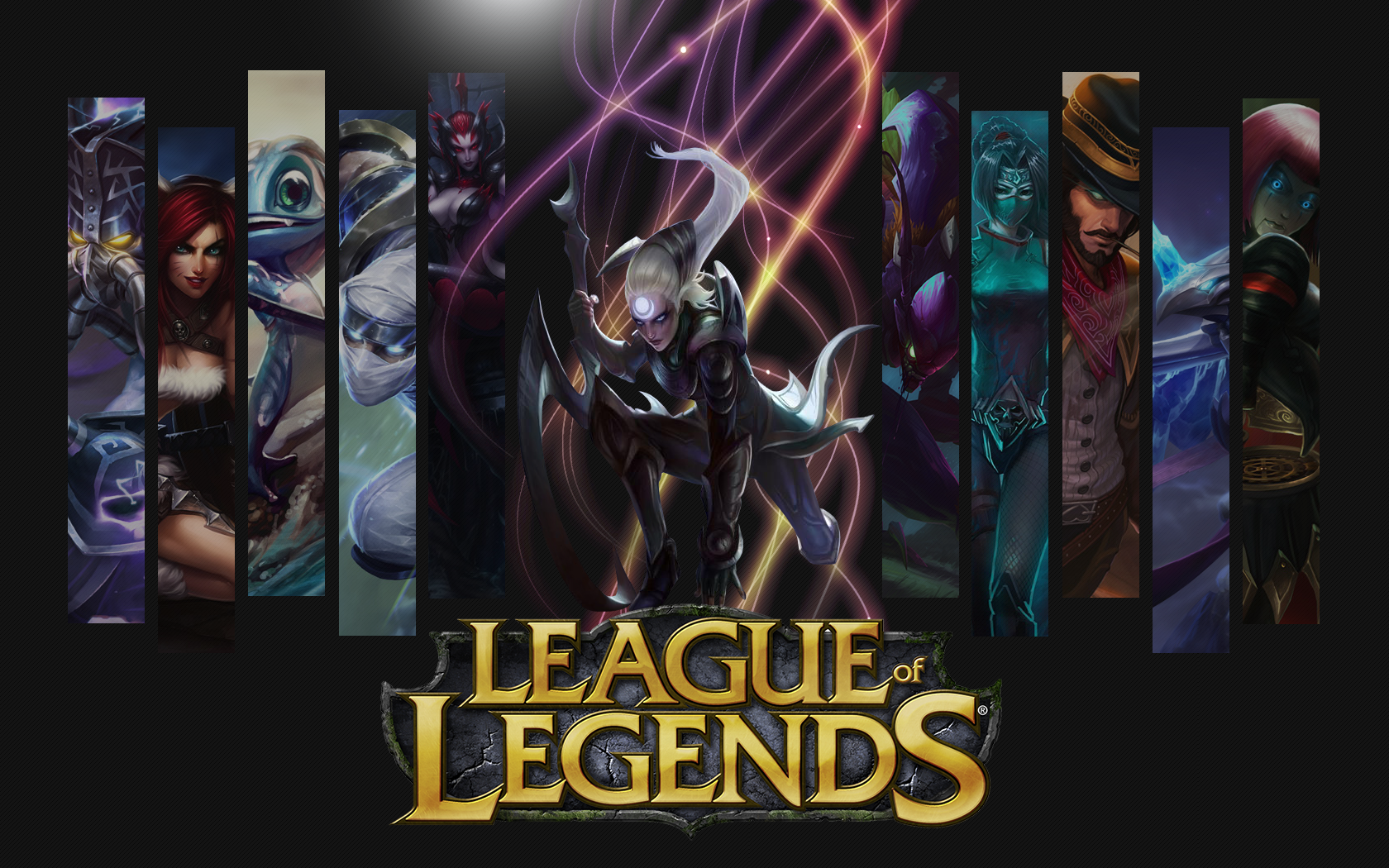 diana league of legends wallpaper by viciousblue on deviantart