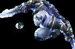 League of Legends Zed Render