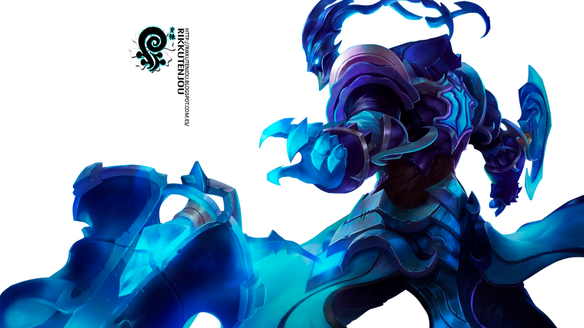 Championshitp Thresh League of legends Render by RikkuTenjouSs
