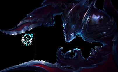 Nocturne Render League of Legends by VBTachi