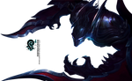 Nocturne Render League of Legends