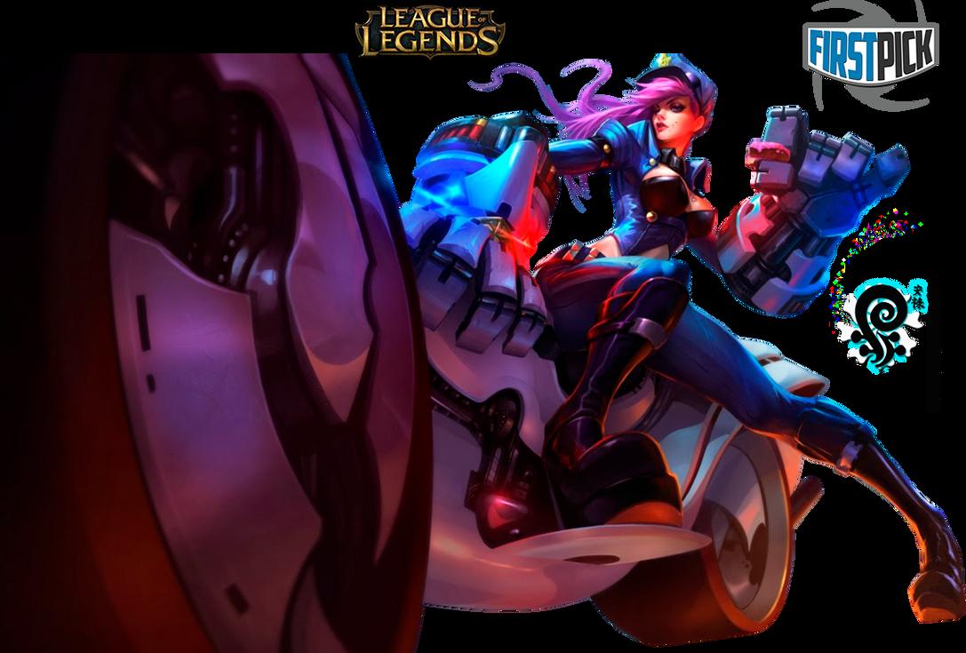 renders League Of Legend  Officer_vi_league_of_legends_render_by_rikkutenjouss-d6rp71f