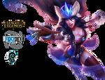 Snowstorm Sivir Render League of Legends