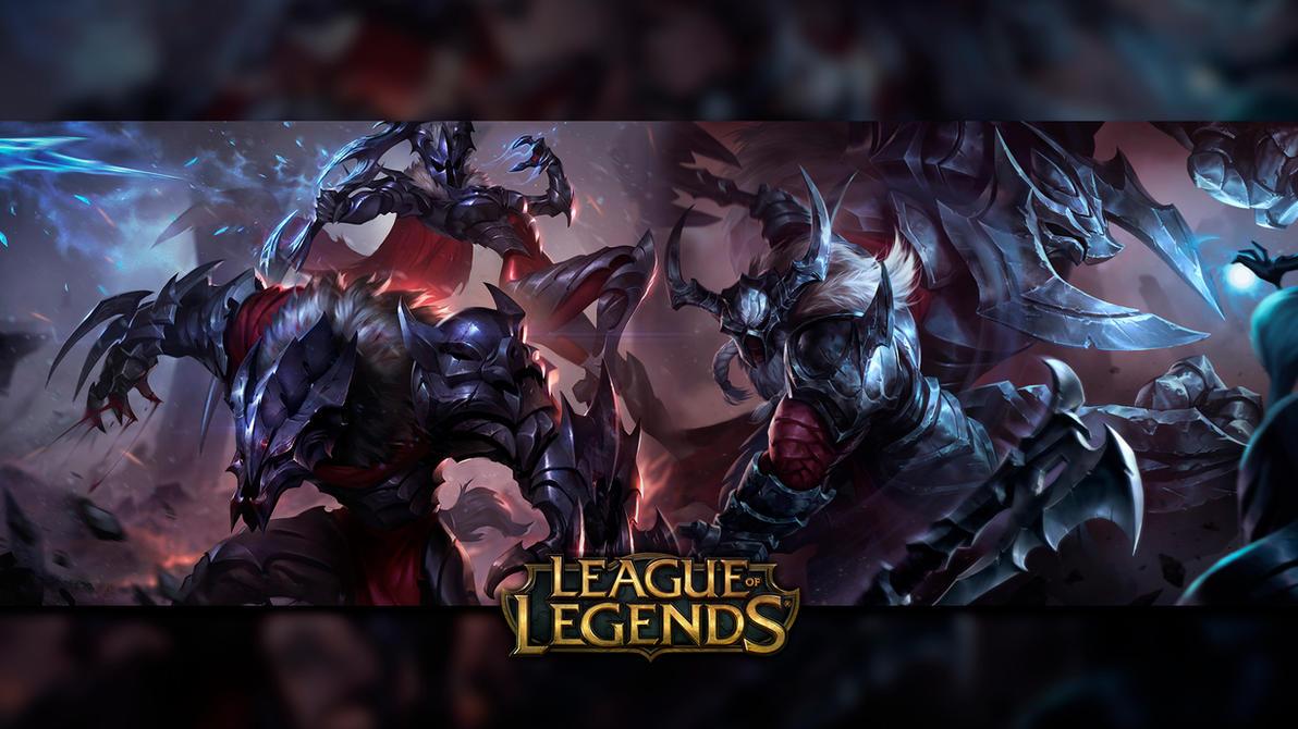 League of legends wallpaper marauder by viciousblue on deviantart league of legends wallpaper marauder by viciousblue voltagebd Choice Image
