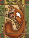 Squirrel for Mystee