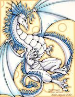 White Dragon by XianJaguar