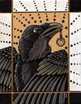Raven's Wind Charm