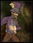 Mad Hatter Steampunk