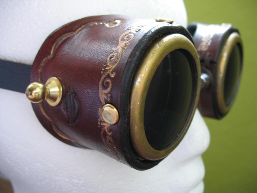 Delacru's Eyetanks DETAIL by Vile-Victorian