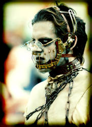 Jacob Marley- Steampunk by Vile-Victorian