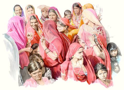 Between Women (Entre Femmes)