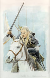The Lord Of The Rings - Legolas