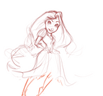 Rapunzel process by vanipy05