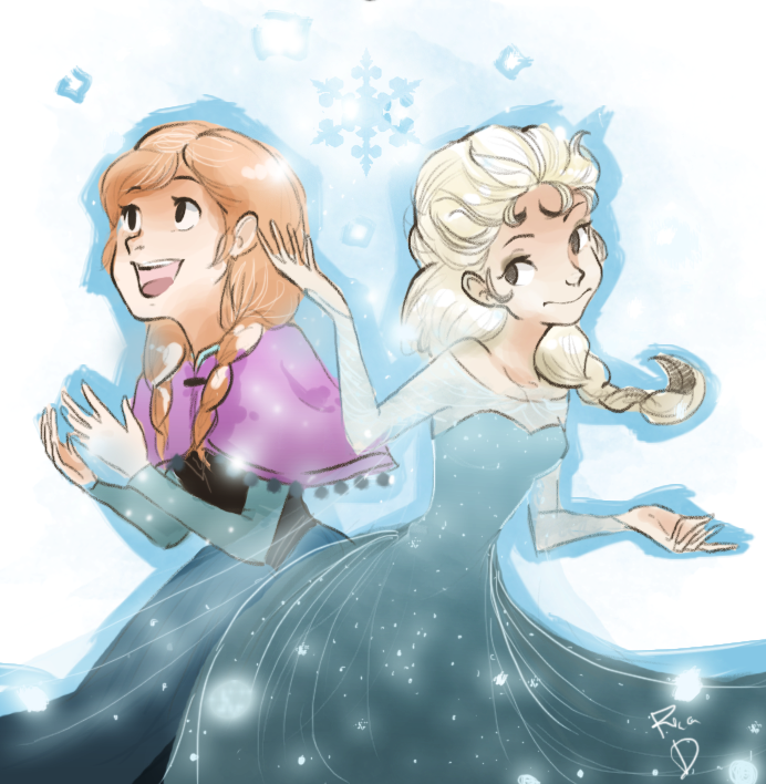 Do you want to build a snowman? by vanipy05