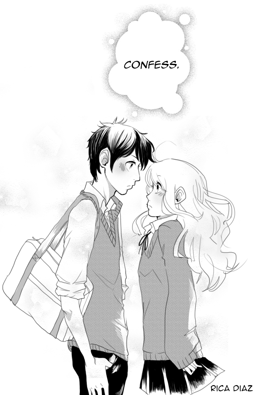 Wonderwall:: confess (teaser panel) by vanipy05